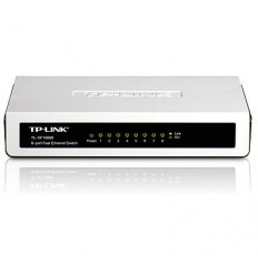 SWITCH TP-LINK 8 Bocas 10/100 TL-SF1008D