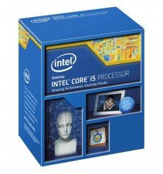 CPU INTEL CORE i5 4460 3.2Ghz 6MB Cache QUAD 22nm SOCKET 1150 (HD 4400)