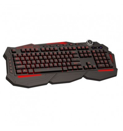 TECLADO TACENS MARS GAMING MK3 H-MECHANICAL, RETROILUMINADO 7 COLORES