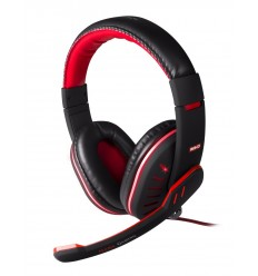 AURICULARES MARS GAMING MH3 7.1* - USB & Mini Jack 3,5mm Cable 2,2m (Compatible PS4) *7.1 USB only