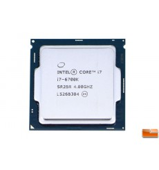CPU INTEL CORE i7 6700K TRAY 4Ghz 8MB Cache QUAD HT 14nm 91w SOCKET 1151 (4,2Ghz Turbo) (HD 530) TRAY