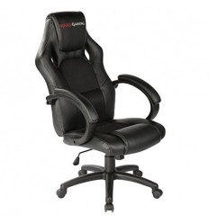 SILLA GAMER MARS GAMING MGC1BK COLOR NEGRO ASIENTO RECLINABLE