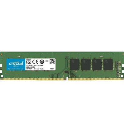 DDR4 CRUCIAL 16GB 2666 1.2V CT16G4DFD8266